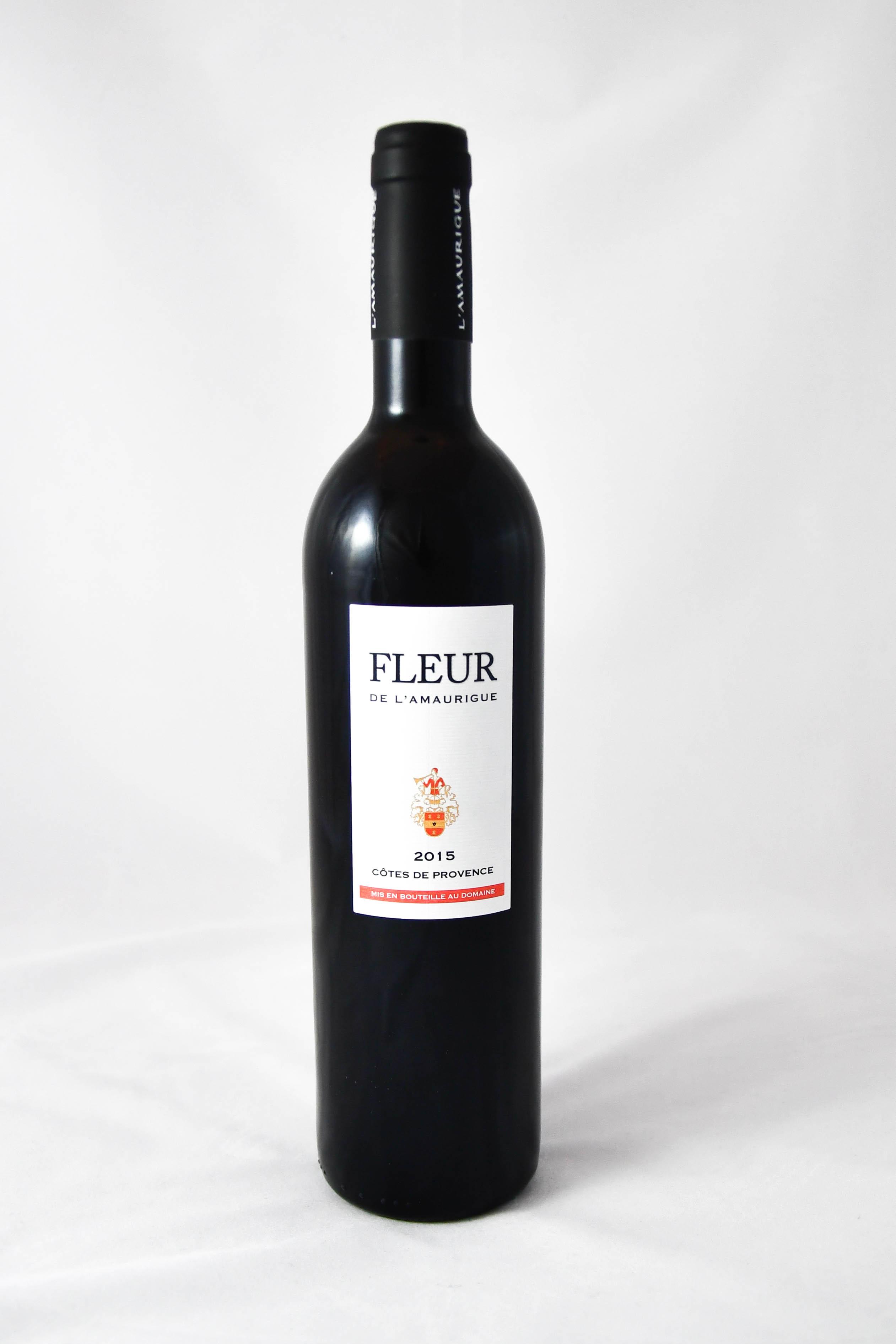 Fleur Rouge Cote De Provence Frankrijk 14 Due Grappi Webshop